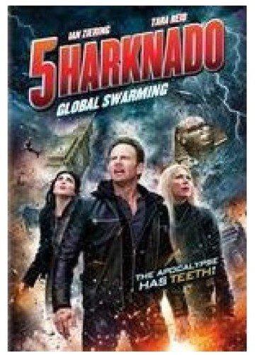 dvd : sharknado 5: global swarming (widescreen)