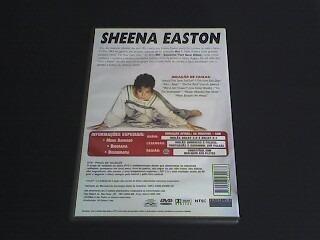 dvd sheena easton