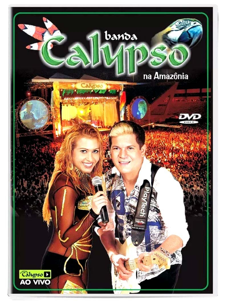 show banda calypso amazonia