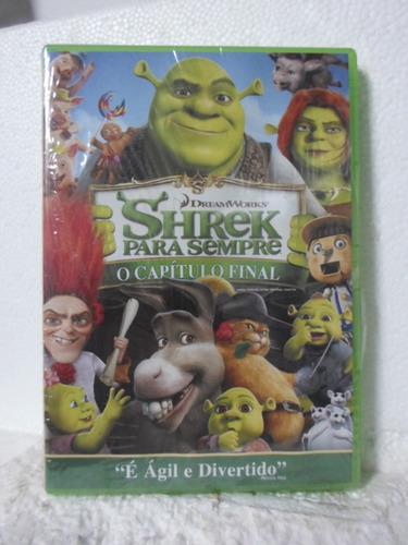 dvd shrek terceiro - lacrado - original