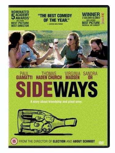 dvd - side ways | entre umas e outras