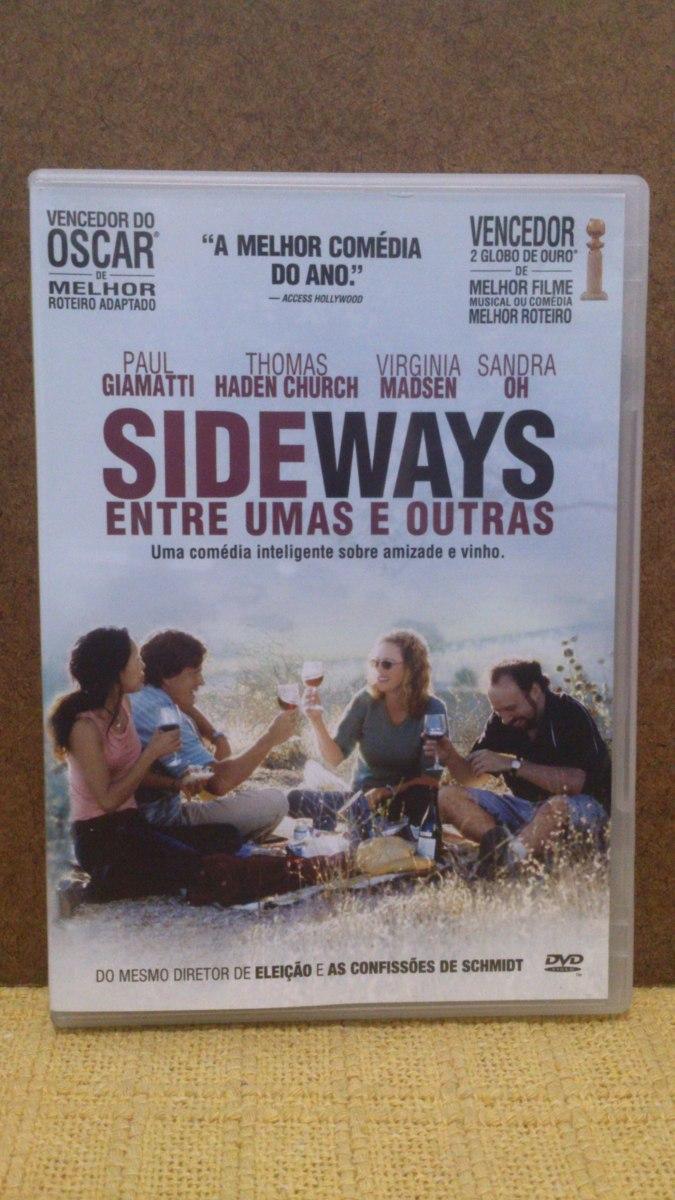 filme sideways entre umas e outras dublado