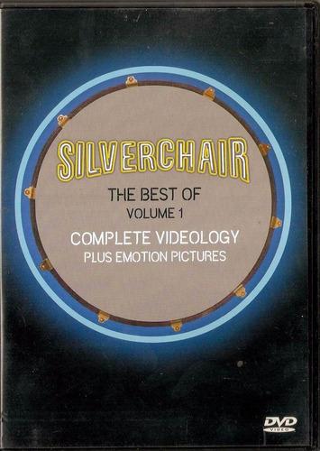 dvd silverchair - the best of vol.1  'original'
