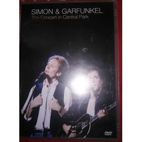 Dvd Simon & Garfunkel - The Concert In Central Park - Novo