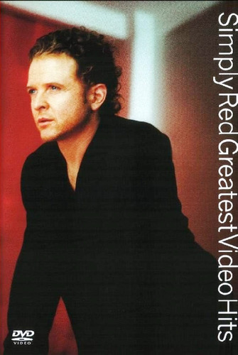 dvd simply red - greatest video hits (lacrado) 26 videos