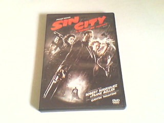 dvd sin city - a cidade do pecado