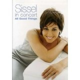 dvd  sissel in concert - all good things