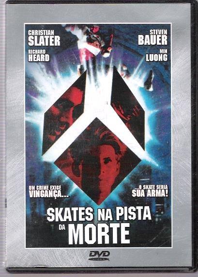 Dvd Skates Na Pista Da Morte - (28) - R$ 23,00 em Mercado Livre