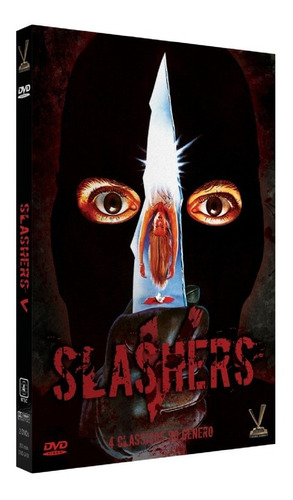 dvd slashers volume 5 com cards - versatil - bonellihq l19