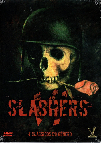 dvd slashers volume 6 com cards - versatil - bonellihq k19