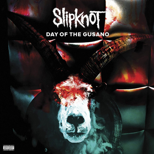 dvd : slipknot - day of the gusano [explicit content] (w...