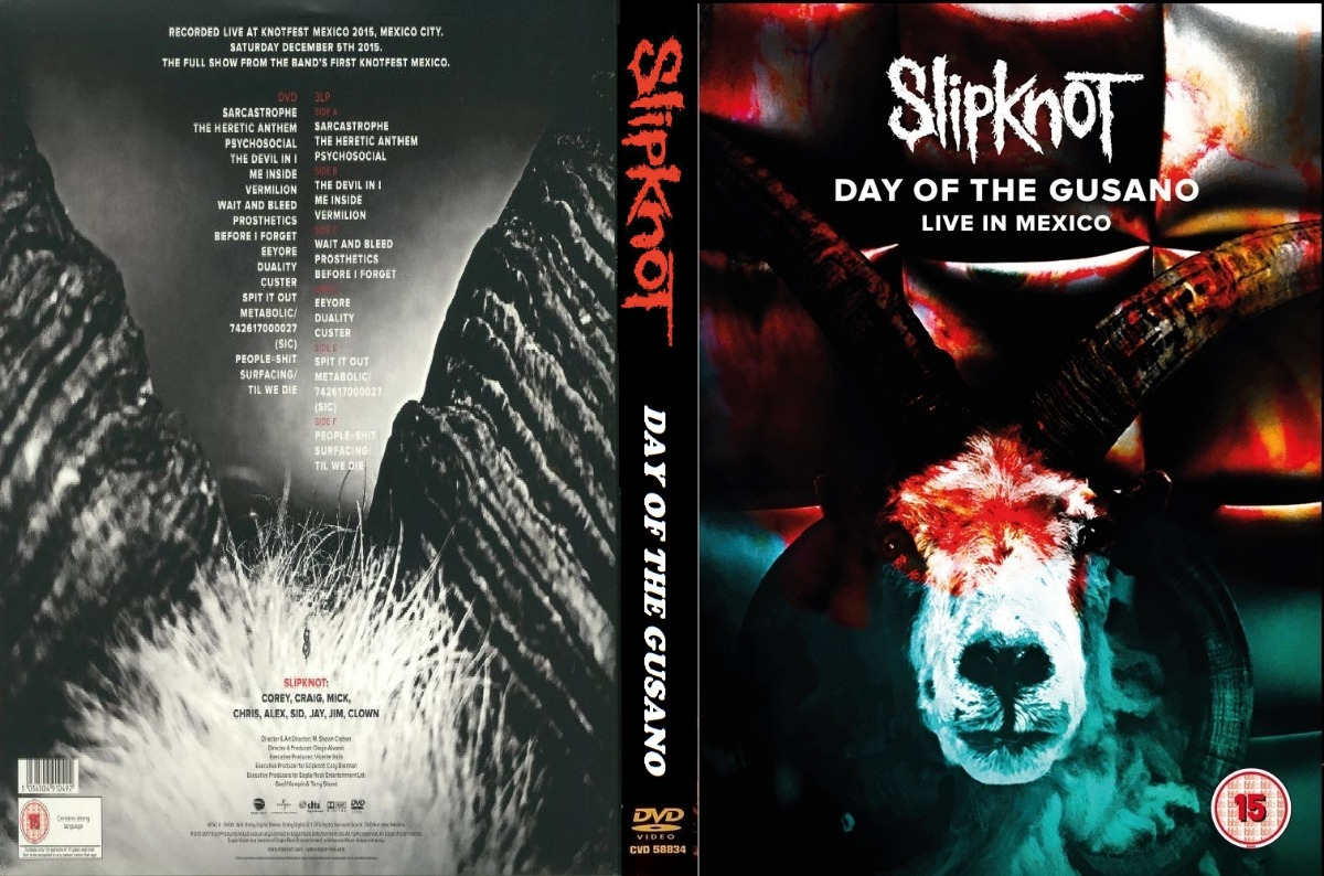 slipknot day of the gusano download
