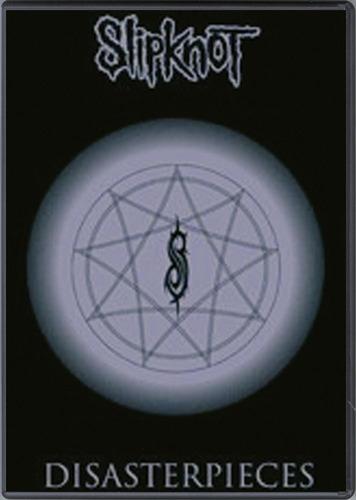 dvd slipknot disasterpiece (duplo)