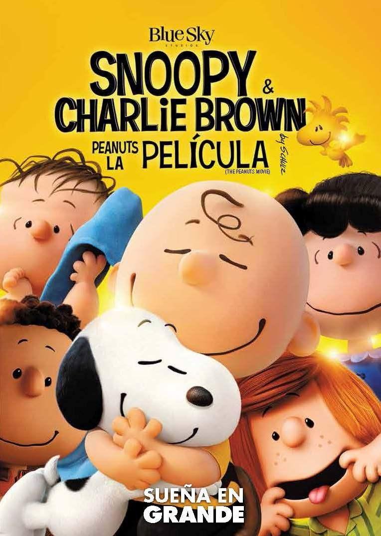 Dvd Snoopy & Charlie Brown: La Pelicula Peanuts Original - $ 253,59 ...