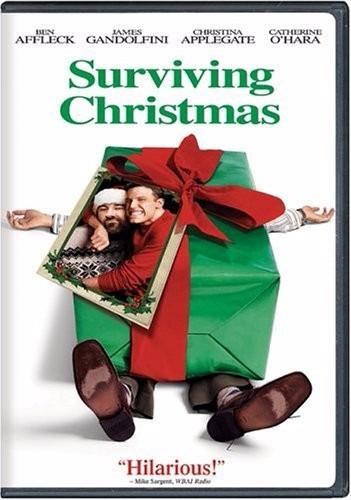 dvd sobreviviendo a la navidad