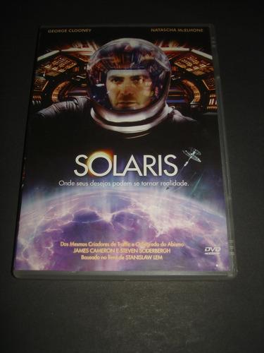 dvd-solaris - george clooney