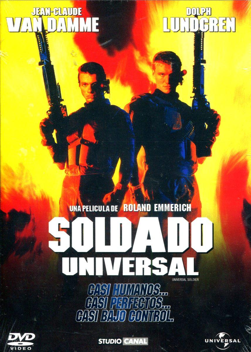 Saga – Soldado Universal [1992 – 2012] [1080p] [Latino-Ingles] [MEGA]