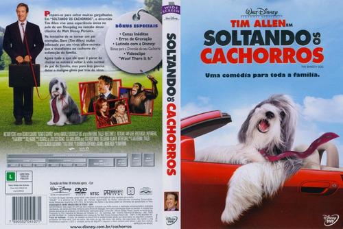 dvd soltando os cachorros, original, comédia
