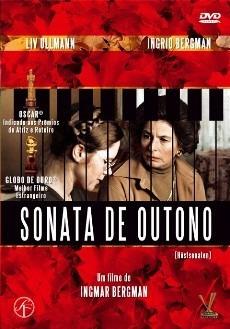 dvd sonata de outono, ingmar bergman, com liv ullmann 1978 +