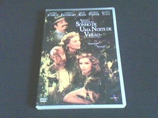 dvd sonho de uma noite de verão - com michelle pfeiffer