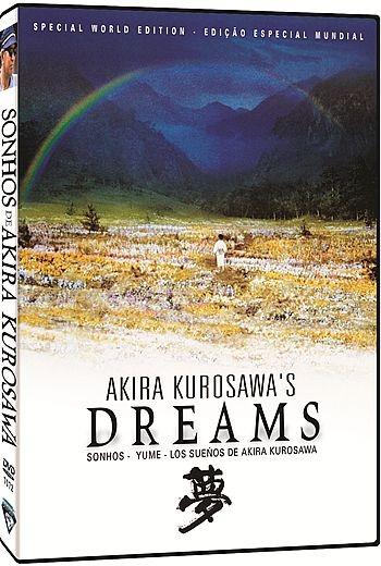 o filme sonhos de akira kurosawa