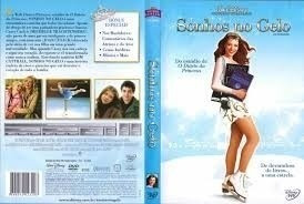 dvd sonhos no gelo   disney dvd