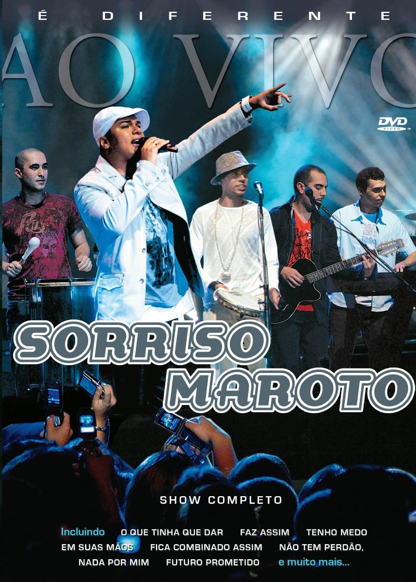 AO MAROTO VIVO SORRISO PARA DIFERENTE BAIXAR CD