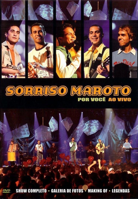 cd sorriso maroto por voce ao vivo 2005