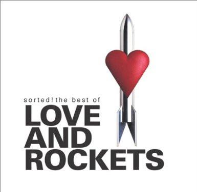 dvd sorted best of love & rockets