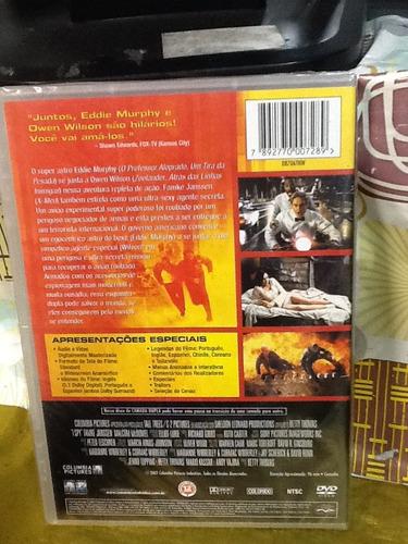 dvd sou espião