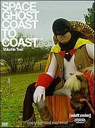 dvd - space ghost coast to coast : volume 2