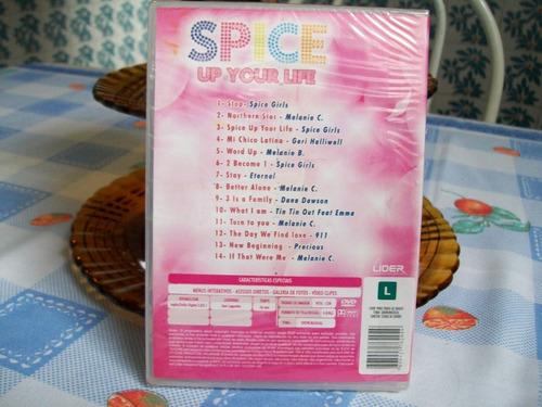 dvd spice up your life novo lacrado !