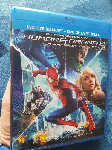 dvd spiderman 2