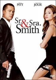 dvd sr. e sra. smith -  imperdível !!