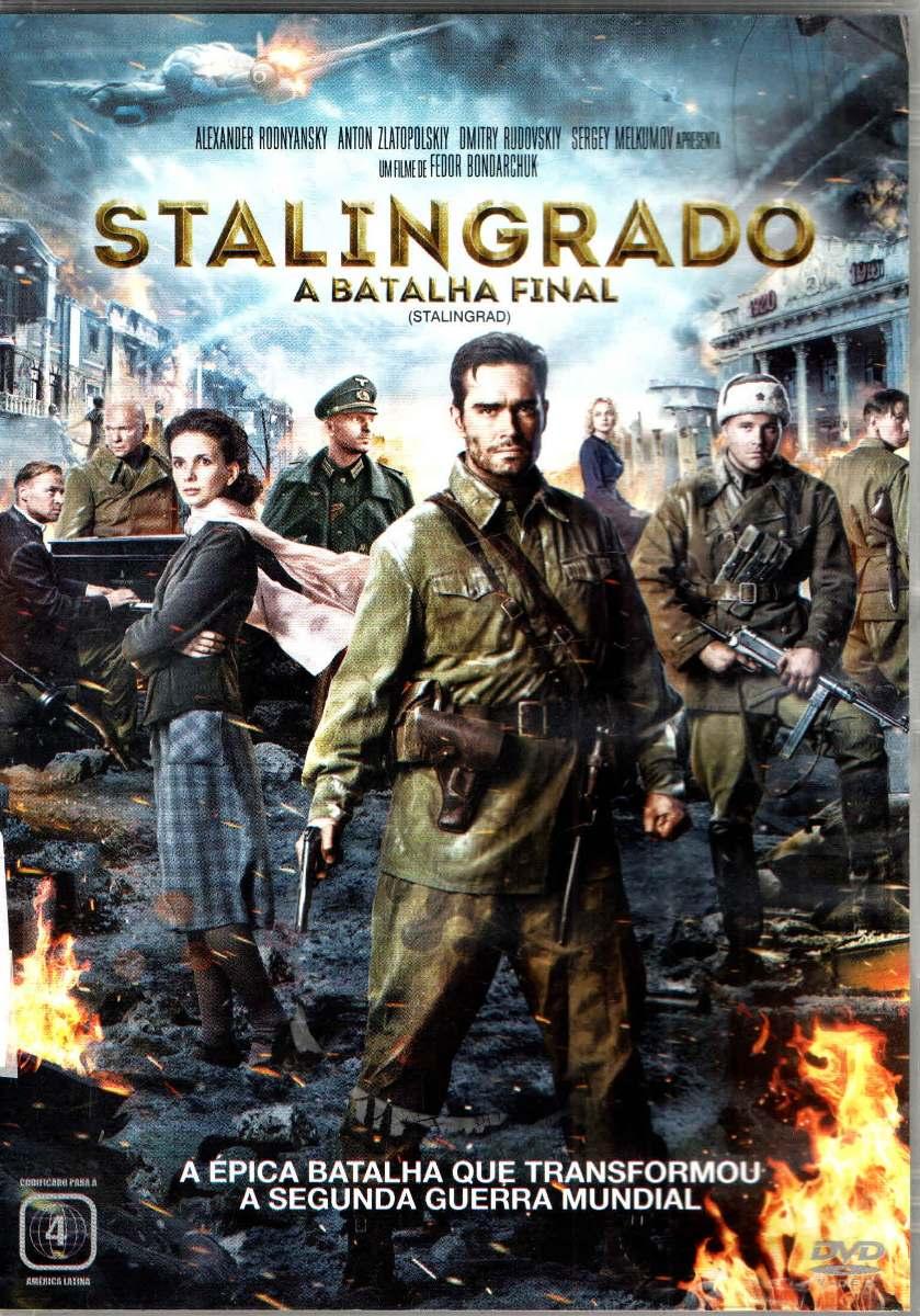 DE STALINGRADO DUBLADO BAIXAR BATALHA FILME A