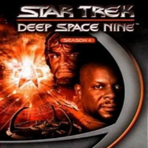 dvd star trek**deep space9**todas as 7 temporadas digitais