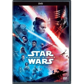Dvd Star Wars A Ascensão Skywalker Lacrado