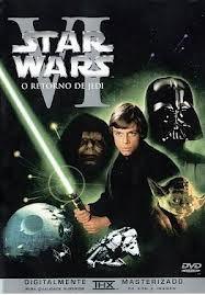 dvd star wars - o retorno de jedi vol.6