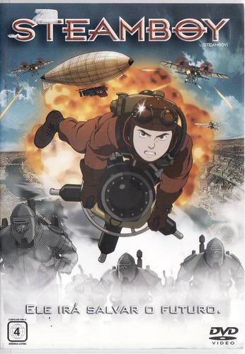 dvd steamboy  - anime - oferta!!