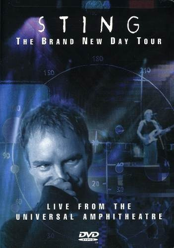dvd sting the brand new day tour live from the universal