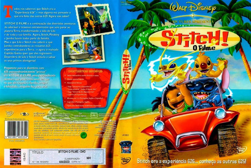 dvd stitch o filme