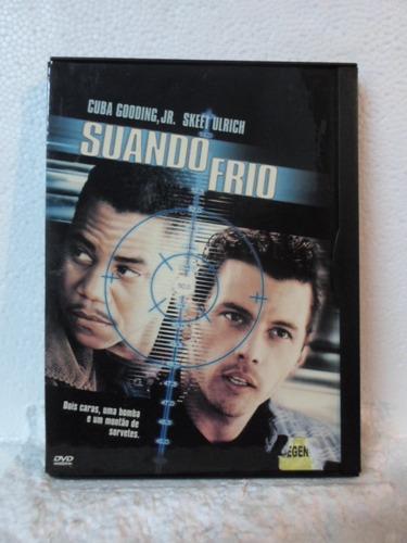 dvd suando frio - original