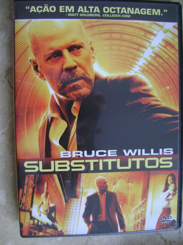 dvd substitutos com bruce willis