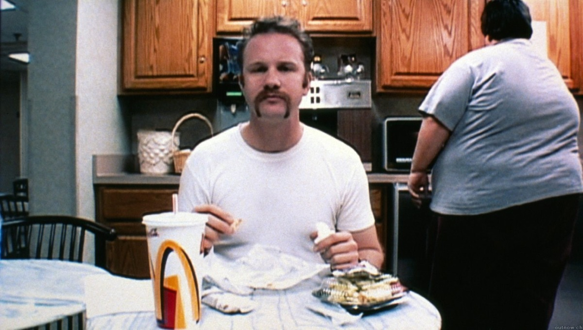 morgan spurlocks super size me essay Read supersize me free essay and over 88,000 other research documents in the documentary film supersize me, morgan spurlock's objective is to see what happens to his health after thirty days of eating only food from mcdonald's he can only super size when asked 2.