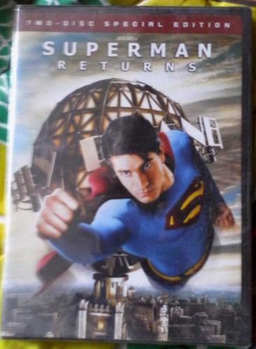 dvd superman returns