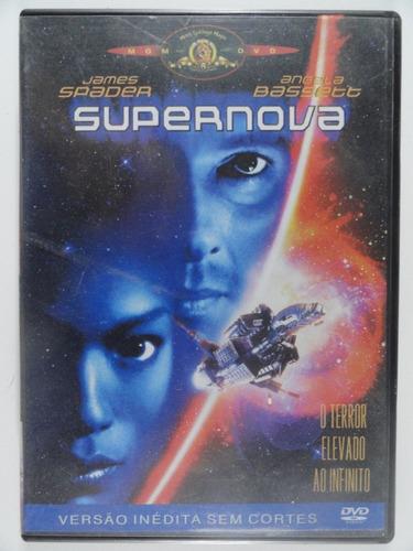 dvd - supernova - ficção científica