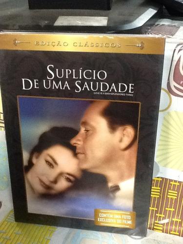 dvd suplício de uma saudade