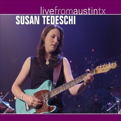 dvd susan tedeschi - live from austin tx