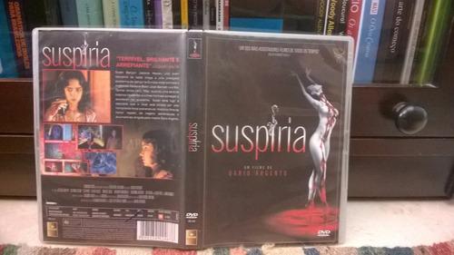 dvd suspiria - dario argento