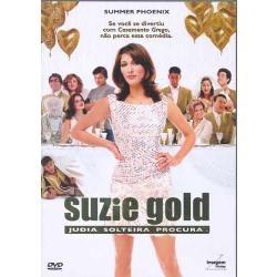 dvd - suzie gold - judia solteira procura...